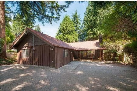 R2411026 - 4356 CAPILANO ROAD, Canyon Heights NV, North Vancouver, BC - House/Single Family