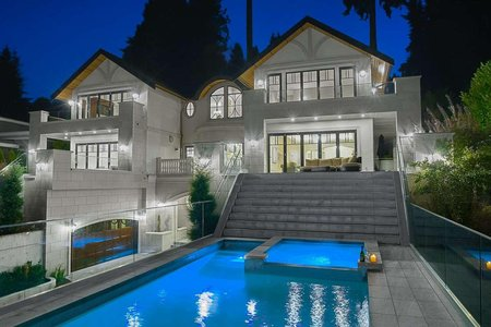 R2411124 - 197 NORMANBY CRESCENT, British Properties, West Vancouver, BC - House/Single Family