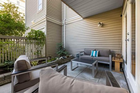 R2411412 - 101 2755 MAPLE STREET, Kitsilano, Vancouver, BC - Apartment Unit