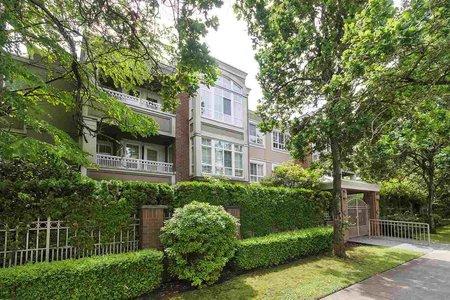 R2411460 - 306 1010 W 42ND AVENUE, South Granville, Vancouver, BC - Apartment Unit