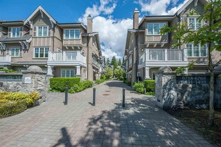 R2411825 - 1497 TILNEY MEWS, South Granville, Vancouver, BC - Townhouse