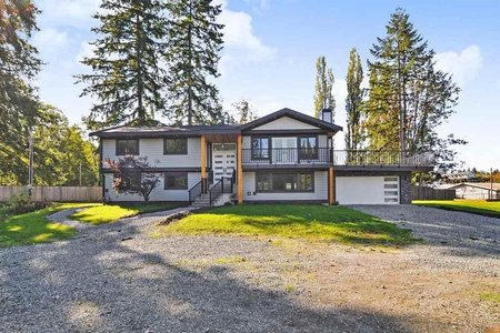 R2411880 - 555 224 STREET, Campbell Valley, Langley, BC - House with Acreage