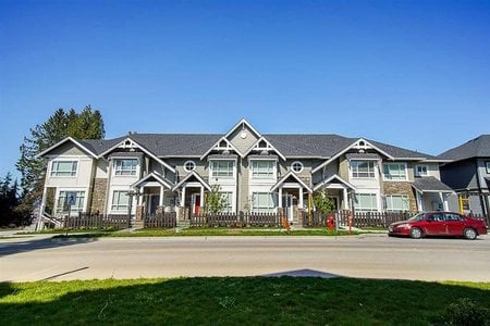 R2412042 - 20419 86 AVENUE, Willoughby Heights, Langley, BC - Row House (Non-Strata)