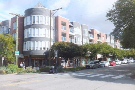 R2412153 - 309 789 W 16TH AVENUE, Fairview VW, Vancouver, BC - Apartment Unit
