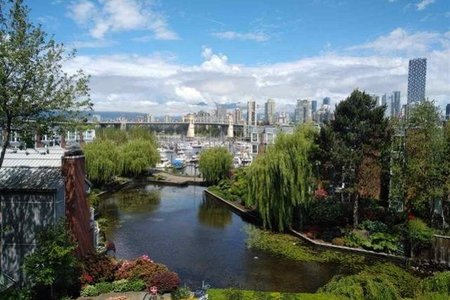 R2412370 - 423 1515 W 2ND AVENUE, False Creek, Vancouver, BC - Apartment Unit