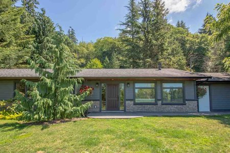 R2412438 - 5028 232 STREET, Salmon River, Langley, BC - House with Acreage