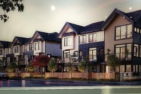 R2412465 - 18 4300 THOMPSON ROAD, Hamilton RI, Richmond, BC - Townhouse