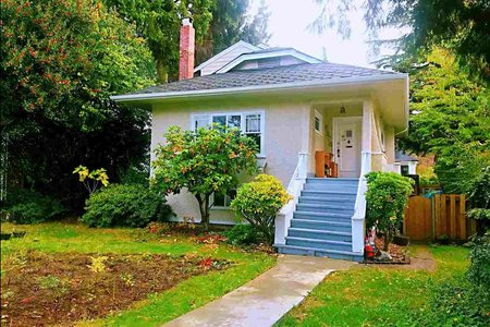 R2412495 - 6576 YEW STREET, S.W. Marine, Vancouver, BC - House/Single Family