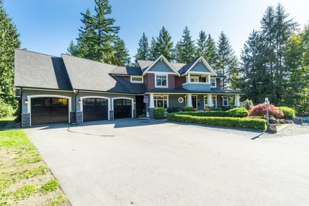 R2412640 - 5090 235 STREET, Salmon River, Langley, BC - House with Acreage