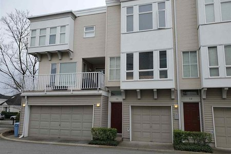 R2412756 - 59 12331 MCNEELY DRIVE, East Cambie, Richmond, BC - Townhouse
