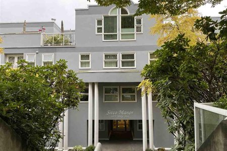 R2412802 - 301 1023 WOLFE AVENUE, Shaughnessy, Vancouver, BC - Apartment Unit