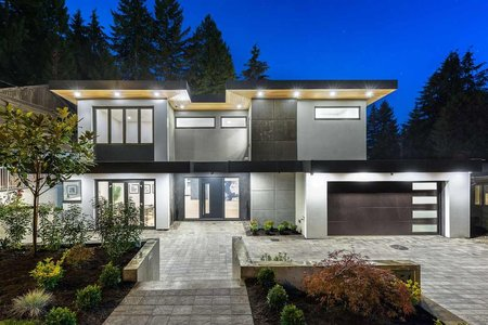 R2412877 - 851 PROSPECT AVENUE, Canyon Heights NV, North Vancouver, BC - House/Single Family