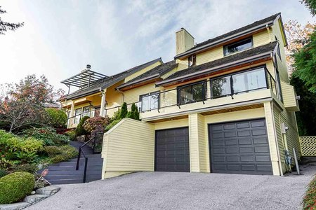 R2412992 - 4705 MEADFEILD PLACE, Caulfeild, West Vancouver, BC - House/Single Family