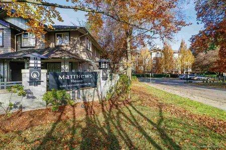 R2413292 - 315 4883 MACLURE MEWS, Quilchena, Vancouver, BC - Apartment Unit