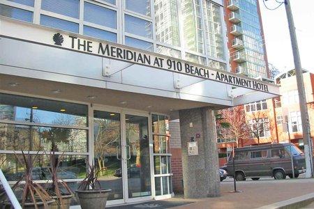 R2413691 - 702 910 BEACH AVENUE, Yaletown, Vancouver, BC - Apartment Unit