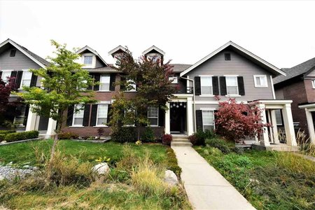 R2413924 - 20865 71B AVENUE, Willoughby Heights, Langley, BC - Row House (Non-Strata)