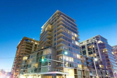 R2414339 - 555 108 W 1ST AVENUE, False Creek, Vancouver, BC - Apartment Unit