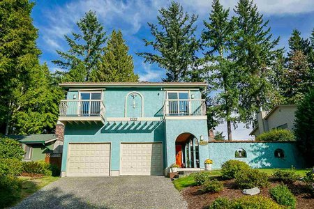 R2414829 - 6802 WESTVIEW DRIVE, Sunshine Hills Woods, Delta, BC - House/Single Family