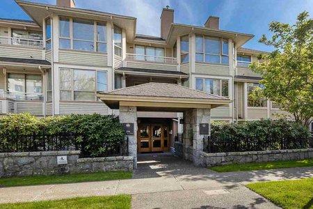 R2414978 - 106 3766 W 7TH AVENUE, Point Grey, Vancouver, BC - Apartment Unit
