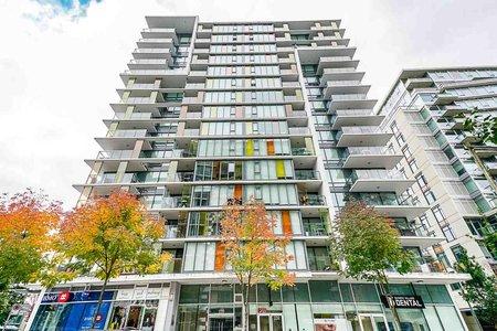 R2415022 - 1107 1783 MANITOBA STREET, False Creek, Vancouver, BC - Apartment Unit