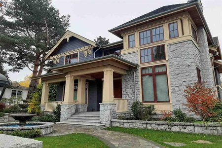 R2415392 - 1050 LAURIER AVENUE, Shaughnessy, Vancouver, BC - House/Single Family