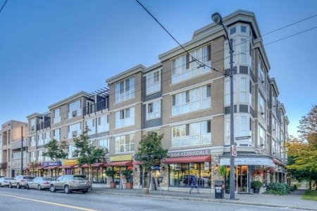 R2415463 - 311 2102 W 38TH AVENUE, Kerrisdale, Vancouver, BC - Apartment Unit