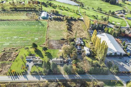 R2415646 - 18242 8 AVENUE, Hazelmere, Surrey, BC - House with Acreage