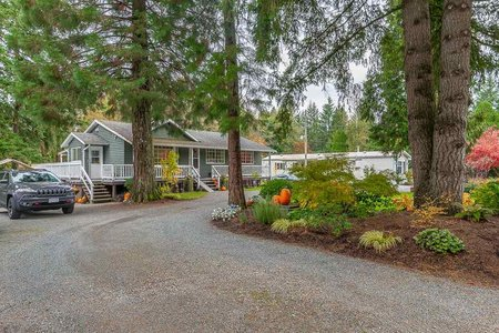 R2415961 - 5461 248 STREET, Salmon River, Langley, BC - House with Acreage