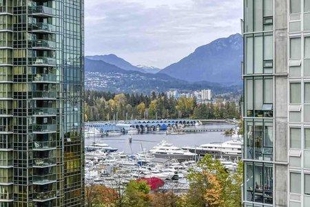 R2416117 - 1002 1238 MELVILLE STREET, Coal Harbour, Vancouver, BC - Apartment Unit