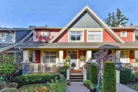 R2416274 - 17 15255 36 AVENUE, Morgan Creek, Surrey, BC - Townhouse