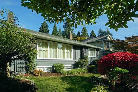 R2416362 - 1164 W 22ND STREET, Pemberton Heights, North Vancouver, BC - House/Single Family
