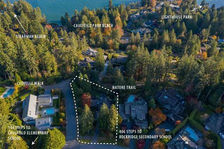 R2416576 - 4601 CAULFEILD DRIVE, Caulfeild, West Vancouver, BC - House/Single Family