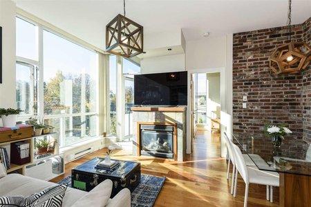 R2416588 - 306 2515 ONTARIO STREET, Mount Pleasant VW, Vancouver, BC - Apartment Unit