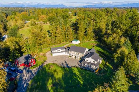 R2416603 - 1386 242 STREET, Otter District, Langley, BC - House with Acreage
