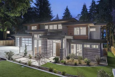 R2416986 - 350 MULGRAVE PLACE, British Properties, West Vancouver, BC - House/Single Family