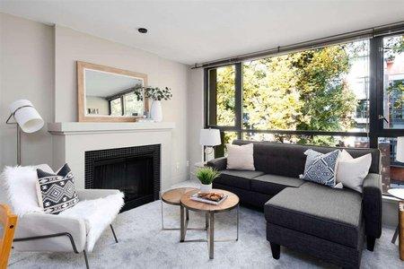 R2417135 - 503 2036 W 10TH AVENUE, Kitsilano, Vancouver, BC - Apartment Unit
