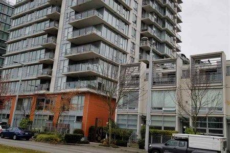 R2417375 - 905 1833 CROWE STREET, False Creek, Vancouver, BC - Apartment Unit