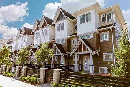 R2417778 - 7 9728 ALBERTA ROAD, McNair, Richmond, BC - Townhouse
