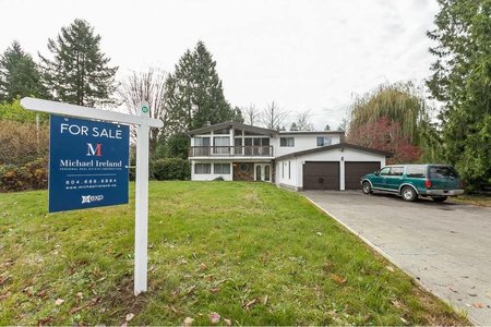 R2417885 - 25240 72 AVENUE, County Line Glen Valley, Langley, BC - House/Single Family