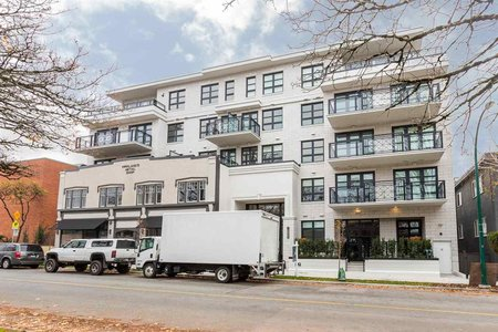 R2417939 - 306 6168 EAST BOULEVARD, Kerrisdale, Vancouver, BC - Apartment Unit