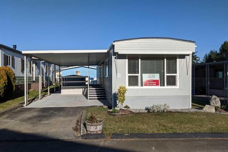 R2418057 - 11 7850 KING GEORGE BOULEVARD, East Newton, Surrey, BC - Manufactured