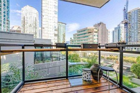 R2418281 - 404 1211 MELVILLE STREET, Coal Harbour, Vancouver, BC - Apartment Unit