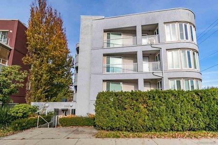 R2418631 - 303 3505 W BROADWAY STREET, Kitsilano, Vancouver, BC - Apartment Unit