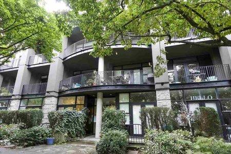 R2418699 - 7 2156 W 12TH AVENUE, Kitsilano, Vancouver, BC - Apartment Unit