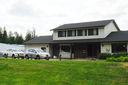 R2418904 - 21422 4 AVENUE, Campbell Valley, Langley, BC - House with Acreage