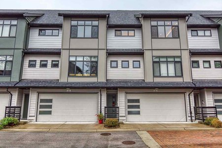 R2419413 - 19 15177 60 AVENUE, Sullivan Station, Surrey, BC - Townhouse