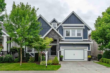 R2419915 - 7335 202 STREET, Willoughby Heights, Langley, BC - House/Single Family