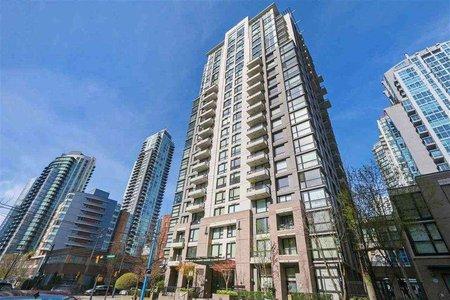 R2420006 - 201 1295 RICHARDS STREET, Downtown VW, Vancouver, BC - Apartment Unit