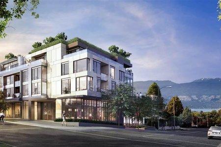 R2420101 - 307 3639 W 16TH AVENUE, Point Grey, Vancouver, BC - Apartment Unit