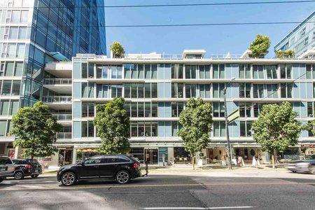 R2420153 - 301 1477 W PENDER STREET, Coal Harbour, Vancouver, BC - Apartment Unit
